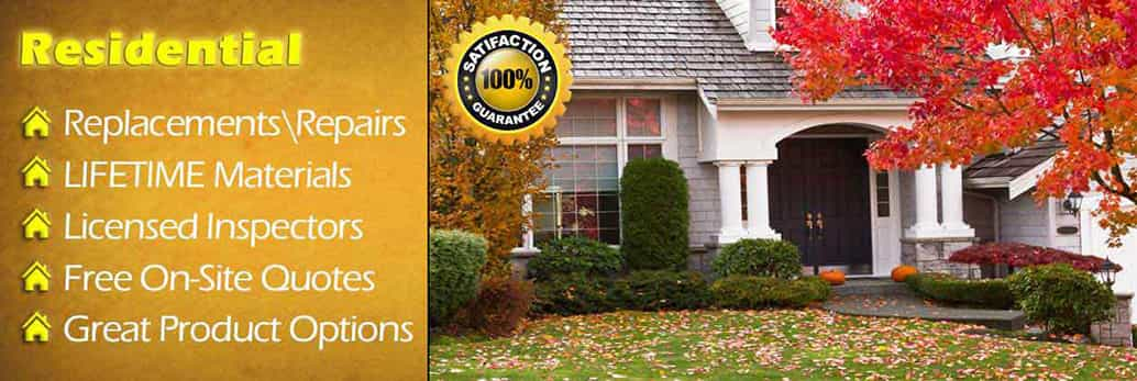 Residential Roofing in Pearland, Texas